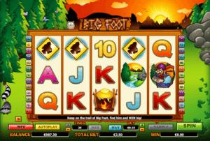 Casino Spiele Big Foot Online Kostenlos Spielen