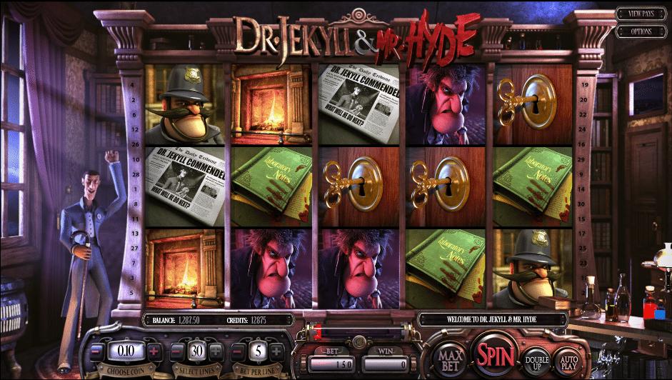 Casino Spiele Dr. Jackyll And Mr. Hyde Online Kostenlos Spielen