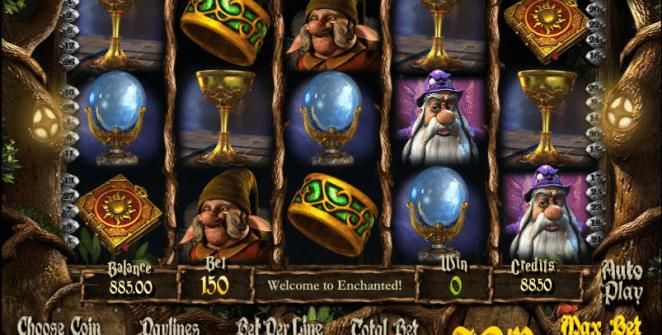 Enchanted Spielautomat Kostenlos Spielen