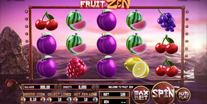Spielautomat Fruit Zen Online Kostenlos Spielen