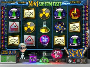 Mad Scientist Spielautomat Kostenlos Spielen