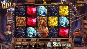 Spielautomat More Gold Digging Online Kostenlos Spielen