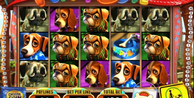 Kostenlose Spielautomat Puppy Love Online