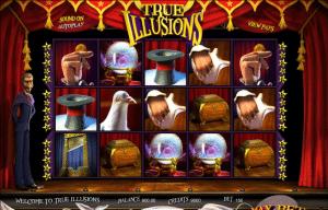 True Illusions Spielautomat Kostenlos Spielen