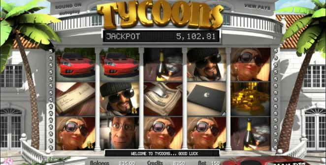 Spielautomat Tycoons Online Kostenlos Spielen
