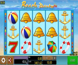 Beach Party Hot Spielautomat Kostenlos Spielen