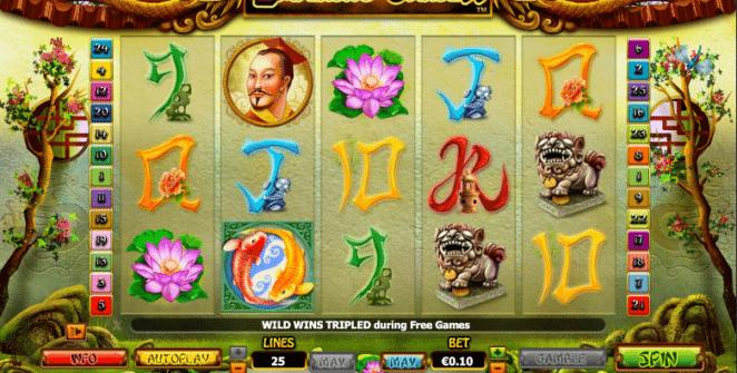 Emperors Garden Spielautomat Kostenlos Spielen
