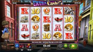 Kostenlose Spielautomat Extra Cash Online