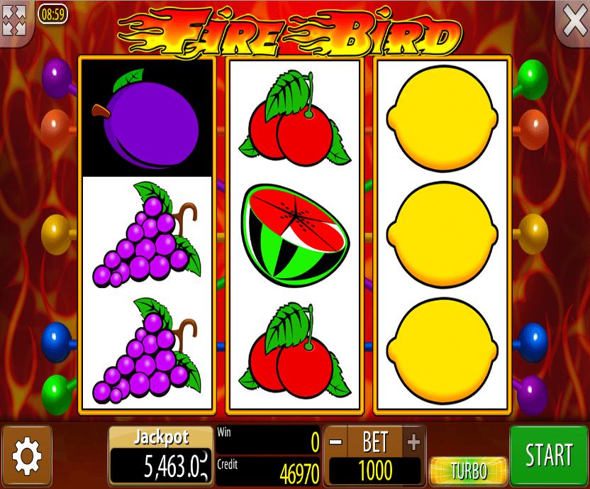 Fire Bird Spielautomat Kostenlos Spielen