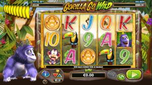 Gorilla Go Wild Spielautomat Kostenlos Spielen