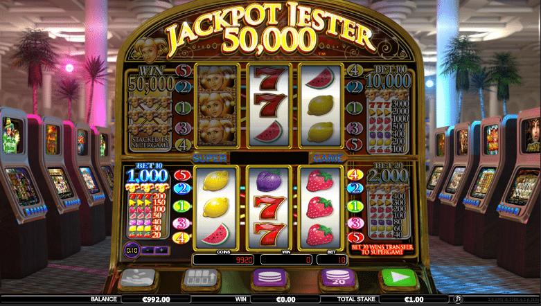Spielautomat Jackpot Jester 50000 Online Kostenlos Spielen