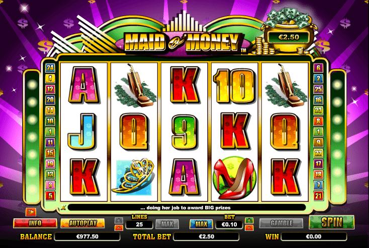 Maid o Money Slot Machine Online ᐈ NextGen Gaming™ Casino Slots
