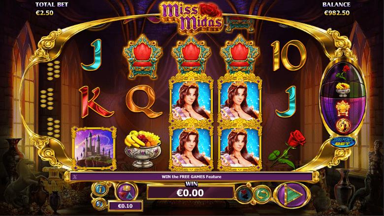 Casino Spiele Miss Midas Online Kostenlos Spielen