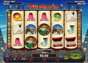Kostenlose Spielautomat Oil Mania Online