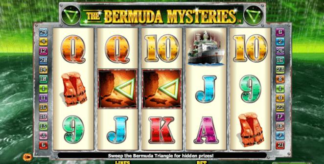 Spielautomat The Bermuda Mysteries Online Kostenlos Spielen