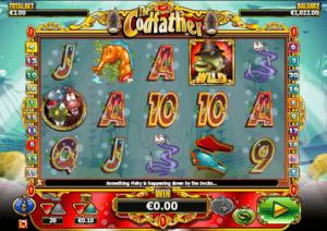 Kostenlose Spielautomat The Codfather Online