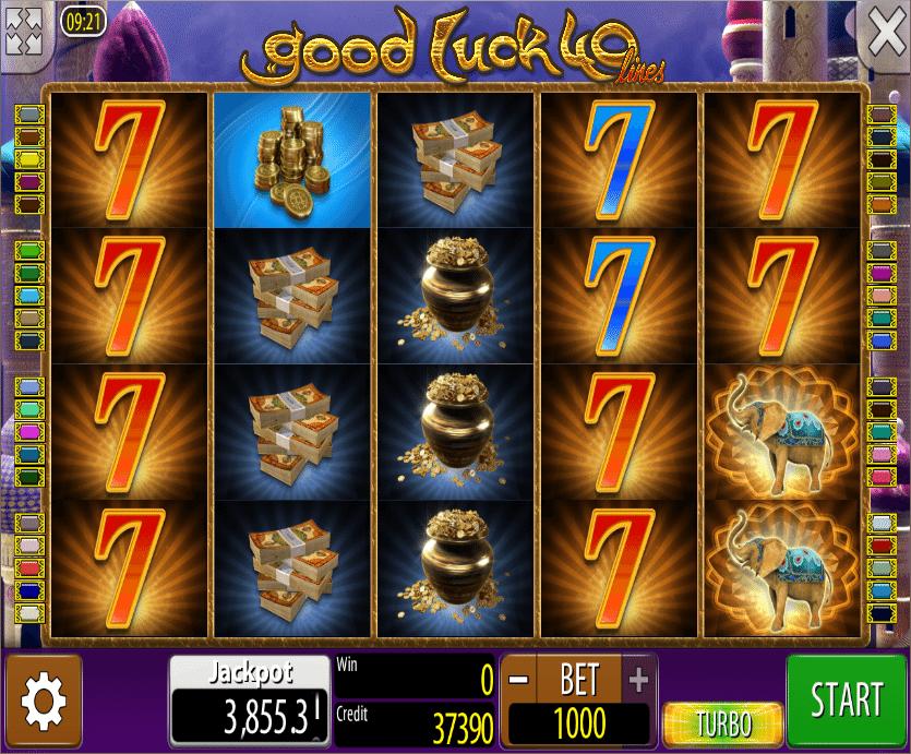 Casino Spiele Good Luck 40 Online Kostenlos Spielen