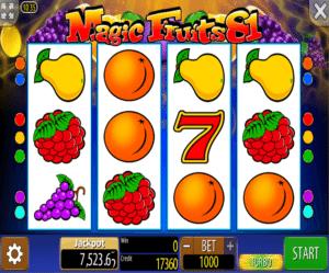 Casino Spiele Magic Fruits 81 Online Kostenlos Spielen
