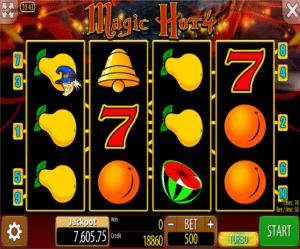 Poloautomat Magic Hot 4 Online Kostenlos Spielen