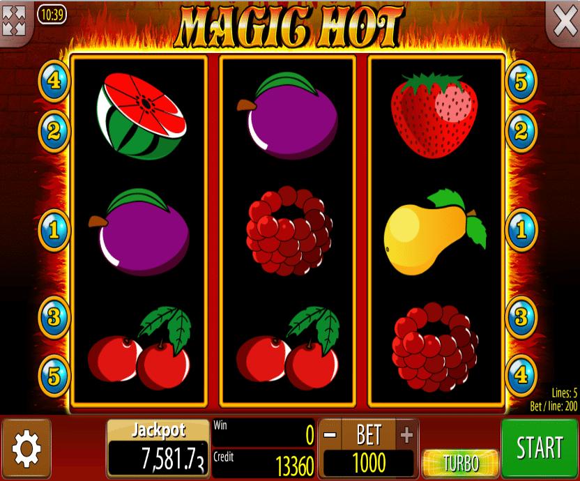 Hot Change Spielautomat - Spielen Sie jetzt dieses Online Spiel gratis