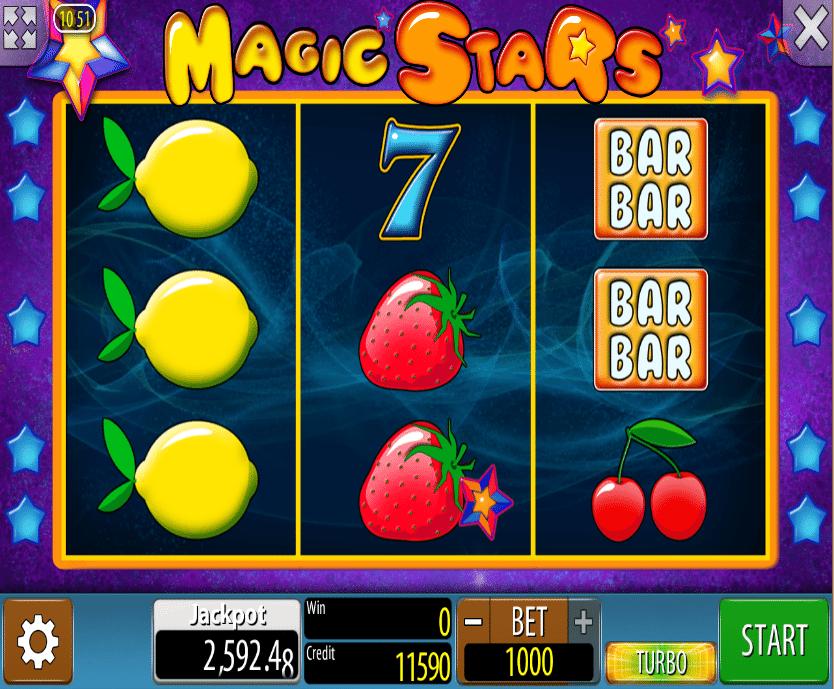Spiele Magic Stars - Video Slots Online