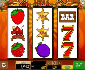 Kostenlose Spielautomat Mega Jack Online