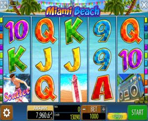 Miami Beach Spielautomat Kostenlos Spielen