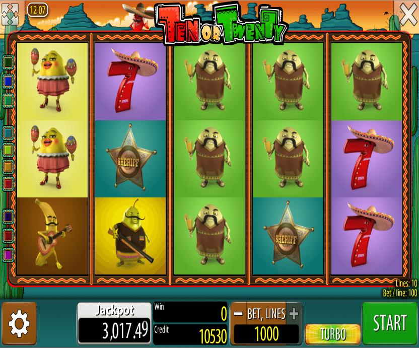 Casino Spiele Ten Or Twenty Online Kostenlos Spielen