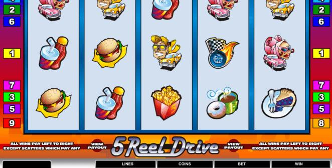 Poloautomat 5 Reel Drive Online Kostenlos Spielen