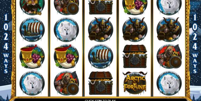 Kostenlose Spielautomat Arctic Fortune Online