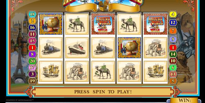 Casino Spiele Around The World Online Kostenlos Spielen