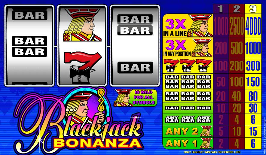 bonanza online casino