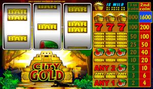 City Of Gold Spielautomat Kostenlos Spielen