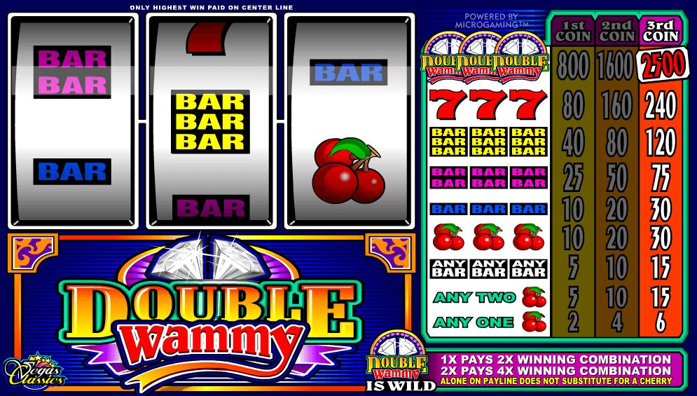 Double Wammy Spielautomat Kostenlos Spielen