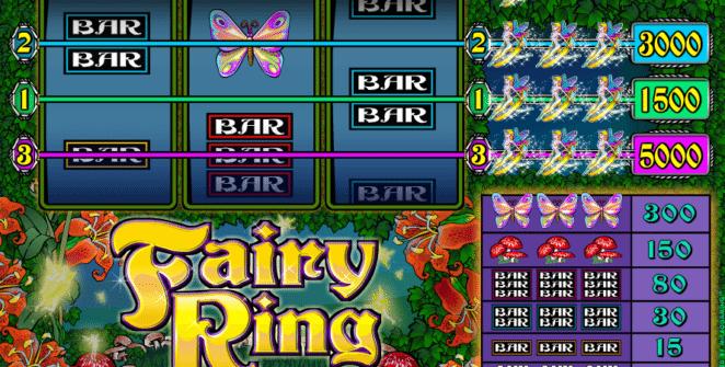 Kostenlose Spielautomat Fairy Ring Online