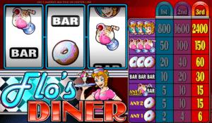 Spielautomat Flos Diner Online Kostenlos Spielen