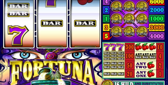 Spielautomat Fortuna Online Kostenlos Spielen