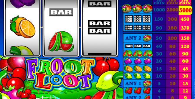 Froot Loot Spielautomat Kostenlos Spielen