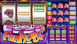 Funhouse Spielautomat Kostenlos Spielen