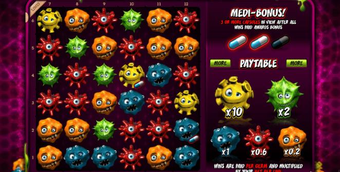 Casino Spiele Germinator Online Kostenlos Spielen