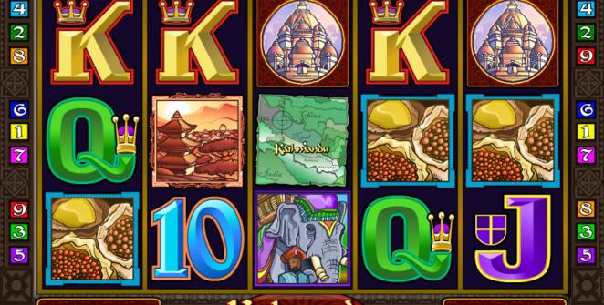 Spielautomat Kathmandu Online Kostenlos Spielen