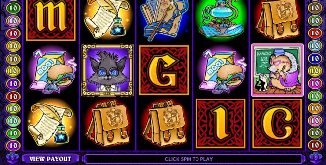 Spielautomat Magic Spell Online Kostenlos Spielen