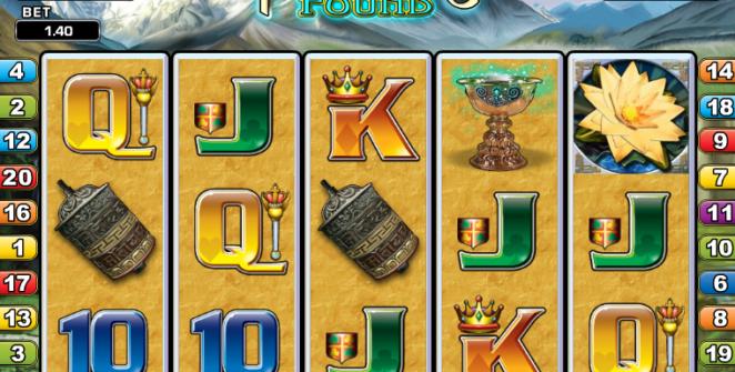 Spielautomat Paradise Found Online Kostenlos Spielen