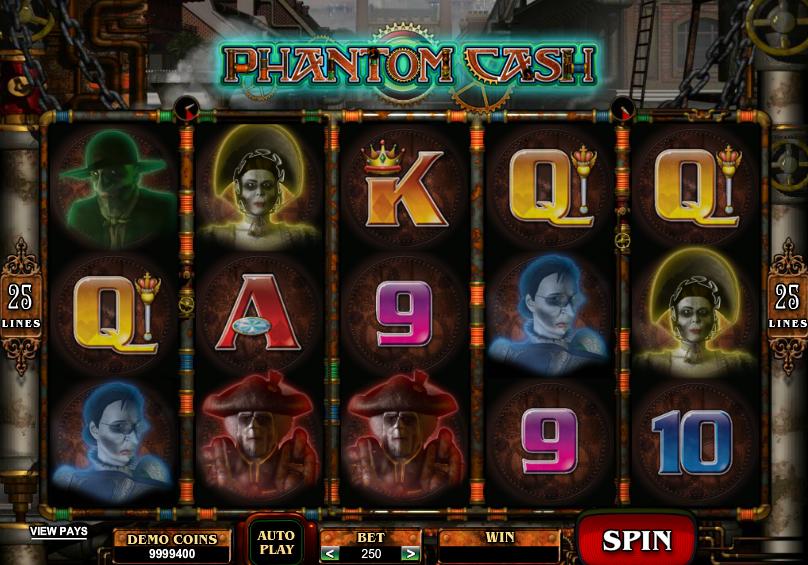 Phantom Cash Spielautomat Kostenlos Spielen
