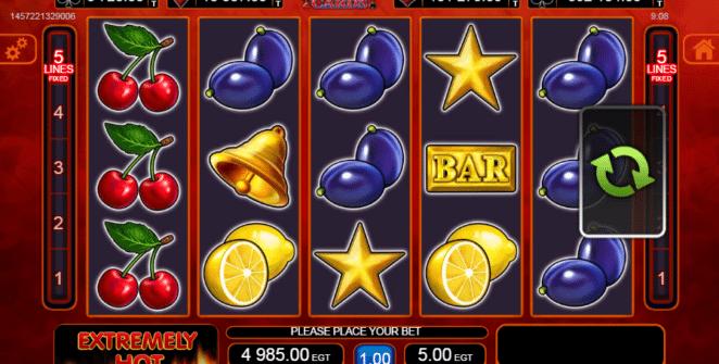 Spielautomat Extremely Hot Online Kostenlos Spielen