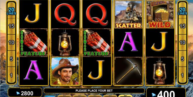 Spielautomat Gold Dust Online Kostenlos Spielen