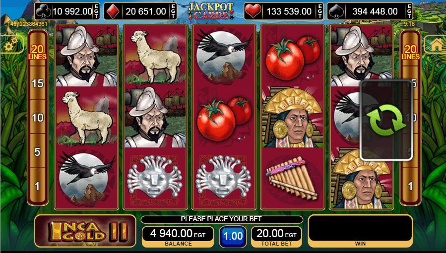 Casino Spiele Inca Gold II Online Kostenlos Spielen