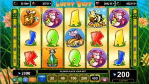Kostenlose Spielautomat Lucky Buzz Online