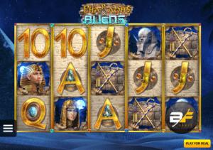 Kostenlose Spielautomat Pharaohs and Aliens Online