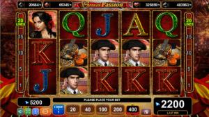 Spielautomat Spanish Passion Online Kostenlos Spielen